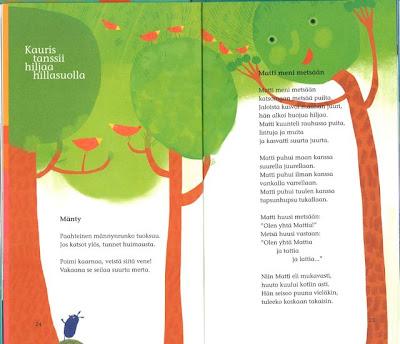 Runo Metsästä