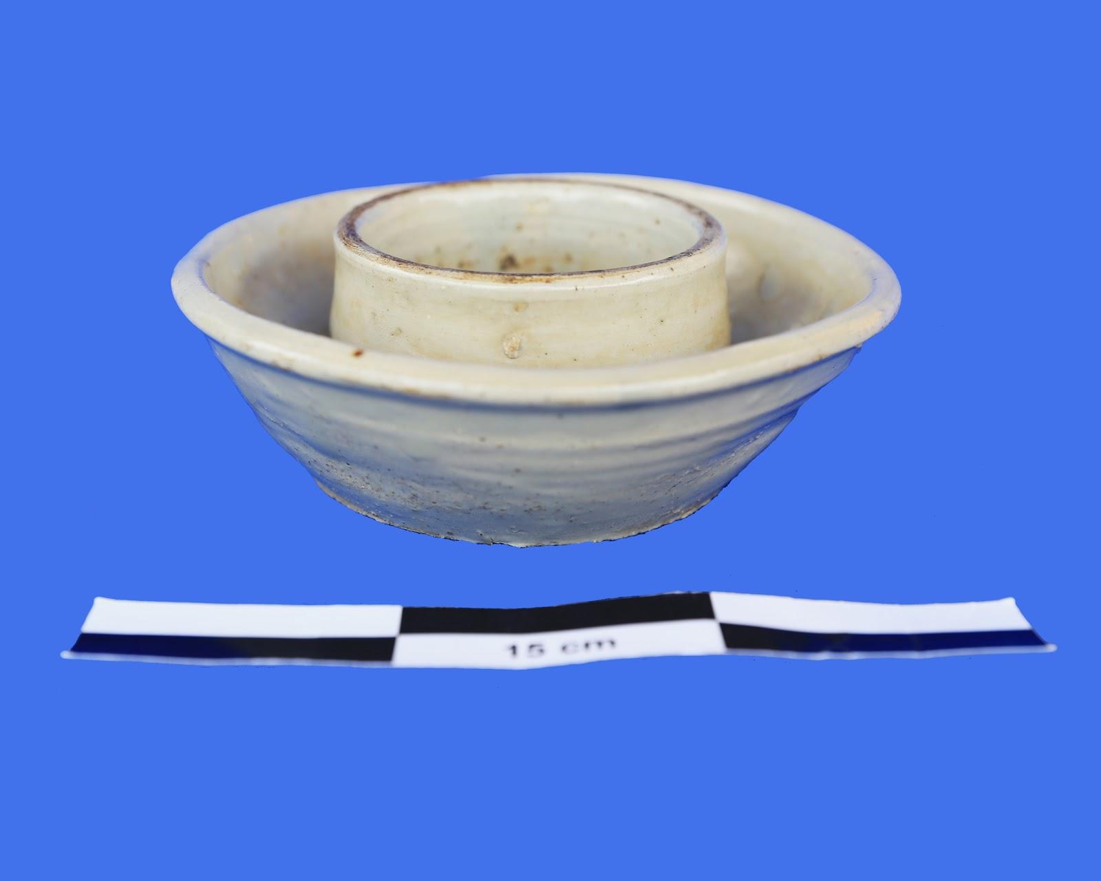Wadah Lilin Keramik