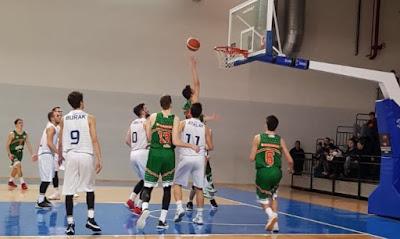 Basketbol Gençler Ligi | Türk Telekom - Banvit