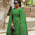 Check Out This Creative Ankara Gown For Ladies 2016