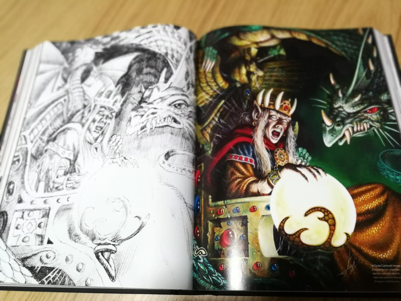 Art & Arcana - Guía de Dungeons & Dragons - Cyan Bloodbane