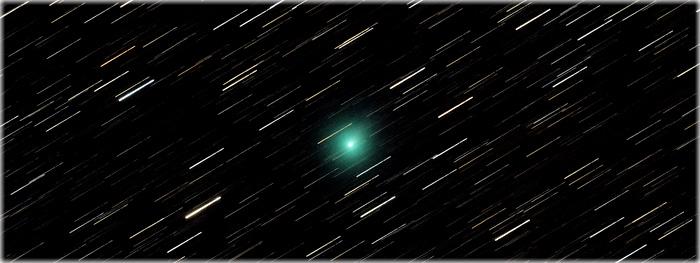 cometa verde c/2017 S3 - como observar