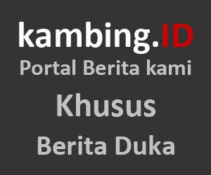kambing.ID - Portal Berita Khusus Berita Duka