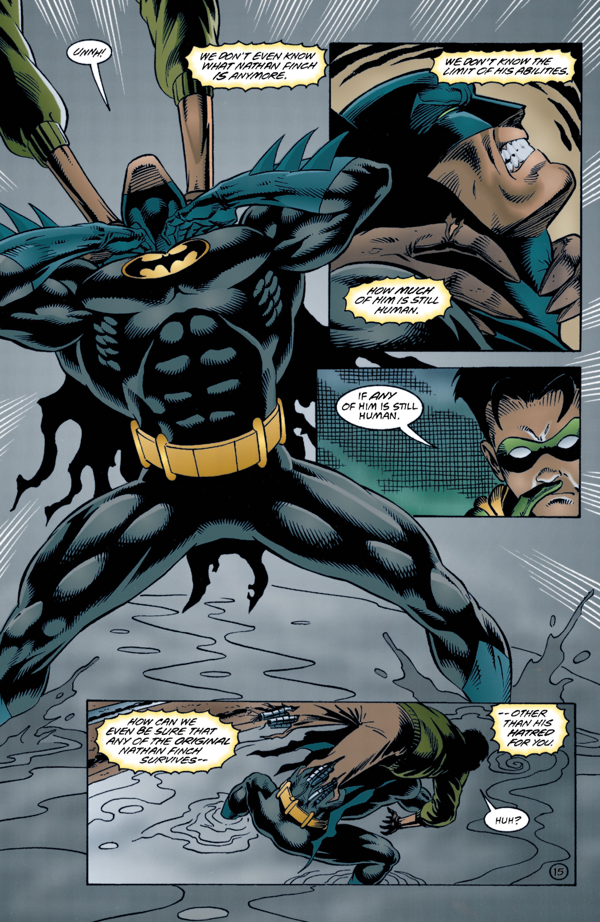Detective Comics (1937) 713 Page 15
