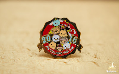 """香港迪士尼樂園「徽章交換同樂日 2016」(""""Pin Trading Fun Day"""" 2016)主題徽章 率先睇!"""