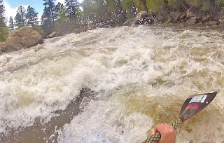 Whitewater paddling editorial
