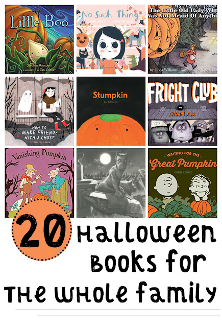 20 Halloween Childrens Books