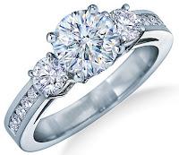 gambar cincin cantik lucu
