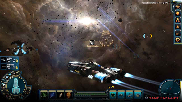 Starpoint Gemini 2 Gameplay Screenshot 1