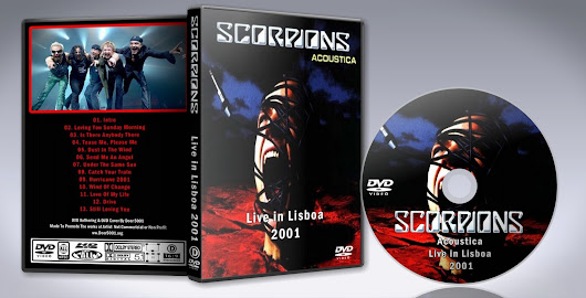 Scorpions - Acoustica (Live in Lisboa) 2001