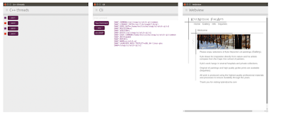 Scratch-Qt Snap with Ubuntu-App-Platform