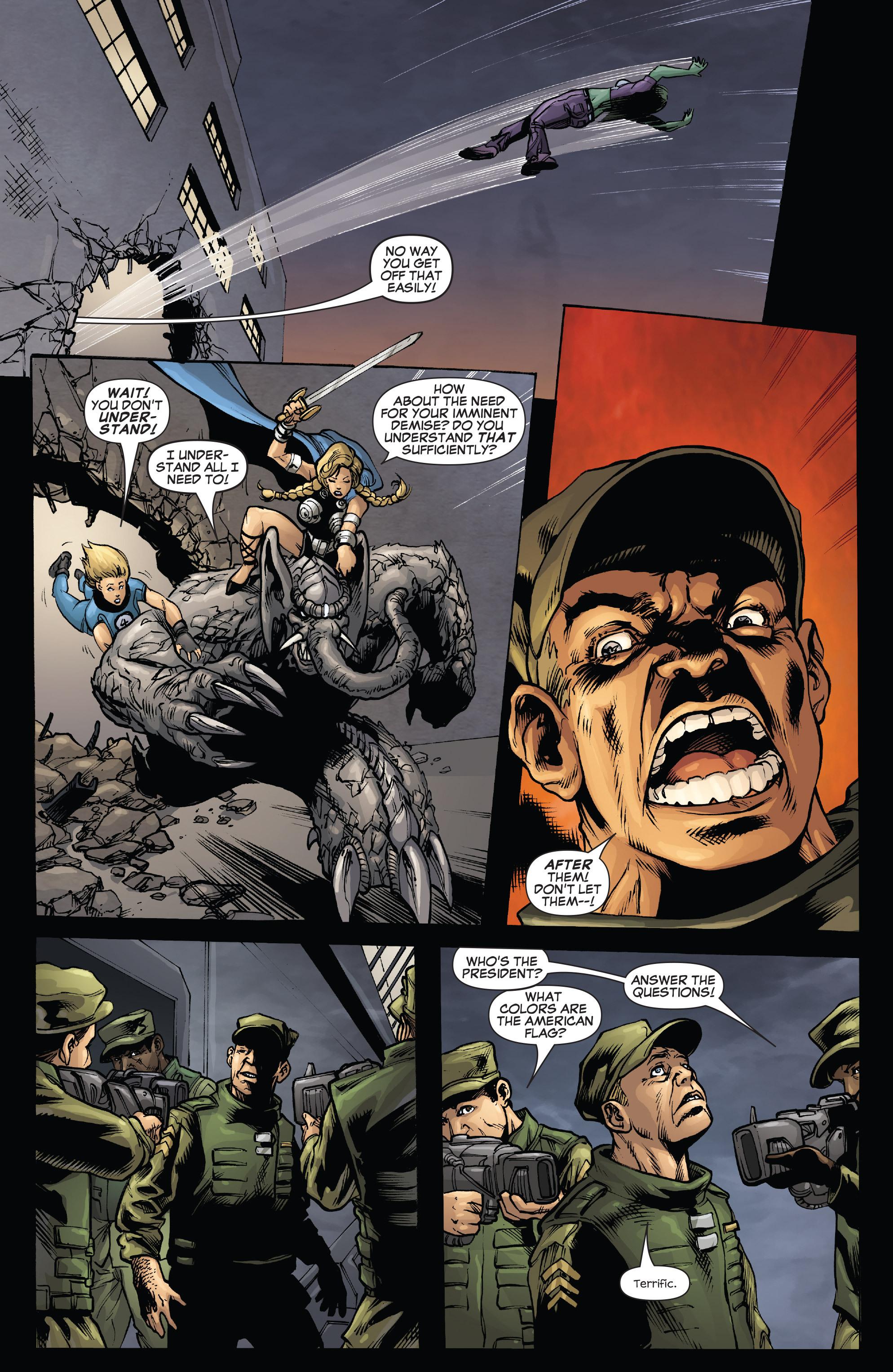 Read online She-Hulk (2005) comic -  Issue #38 - 29