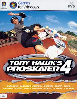 Tony Hawk;s Pro Skater 4