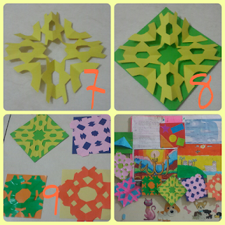 Fun Time #14 : Membuat Hiasan dari Kertas