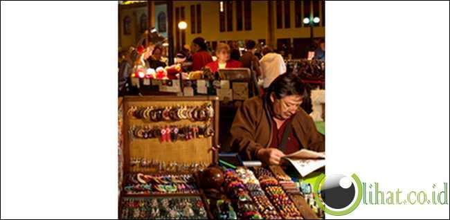 Pasar Malam Barranco, Peru