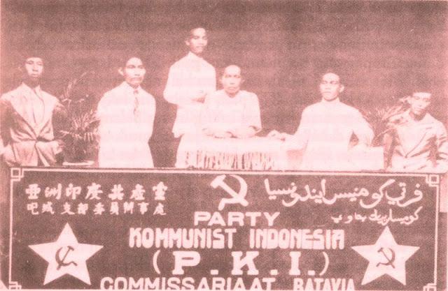 Sejarah PKI Masa Pendirian, Kejayaan Dan Pembubarannya 1914-1966