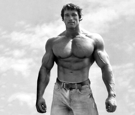 Rutina de Arnold Schwarzenegger