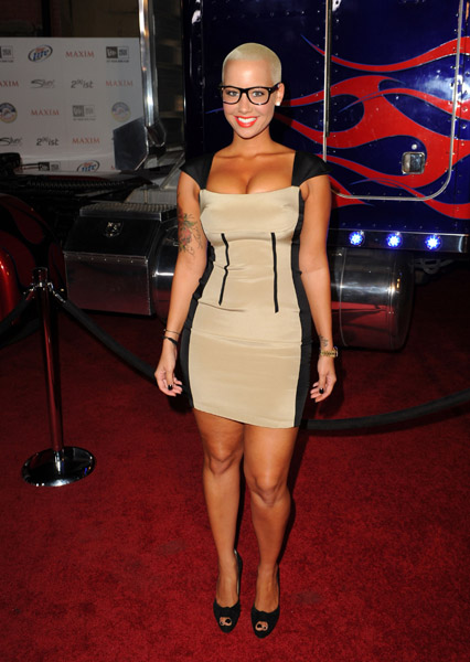 Belle Femme: Amber Rose, Kelly Rowland and Keri Hilson ...