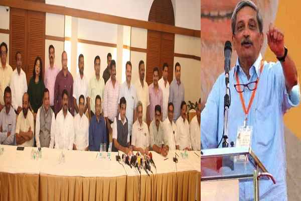 manohar-parrikar-appointed-goa-chief-minister-by-governor