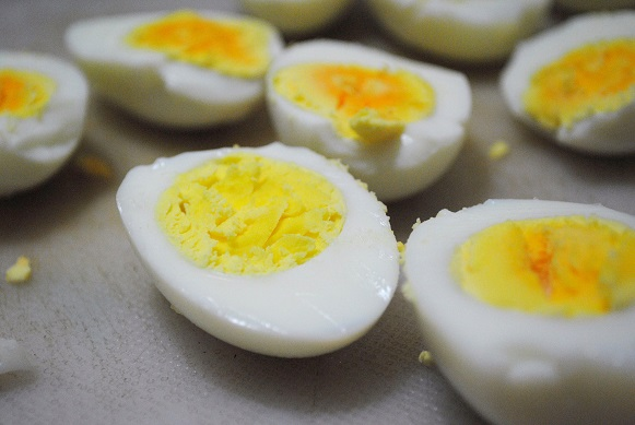 Boiled Eggs