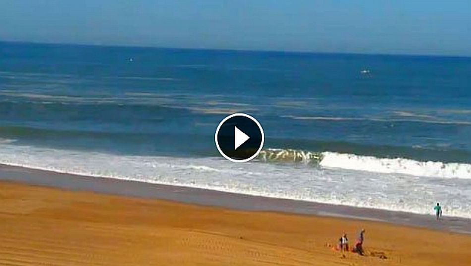 webcam hossegor