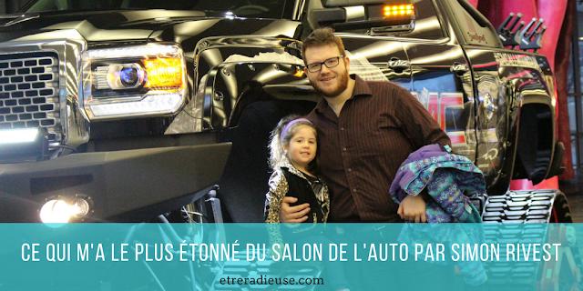 Ce qui m'a le plus étonné du Salon de l'auto par Simon Rivest