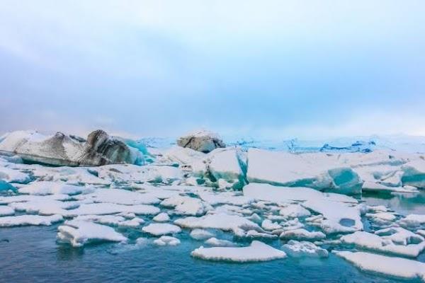 FOTOS: el artico se descongela y pone en riesgo a muchas personas.
