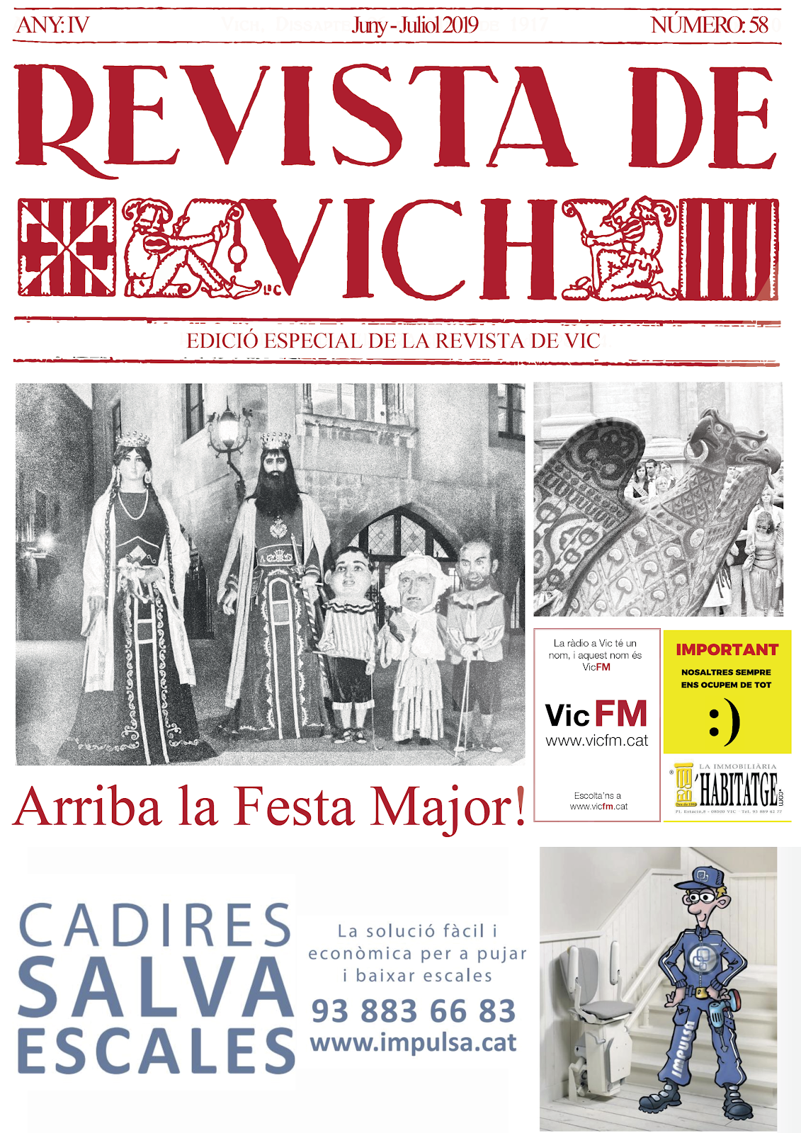 REVISTA DE VIC NÚMERO 58