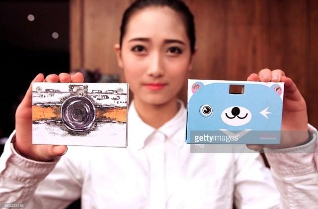 Kamera Canggih Setipis Kertas