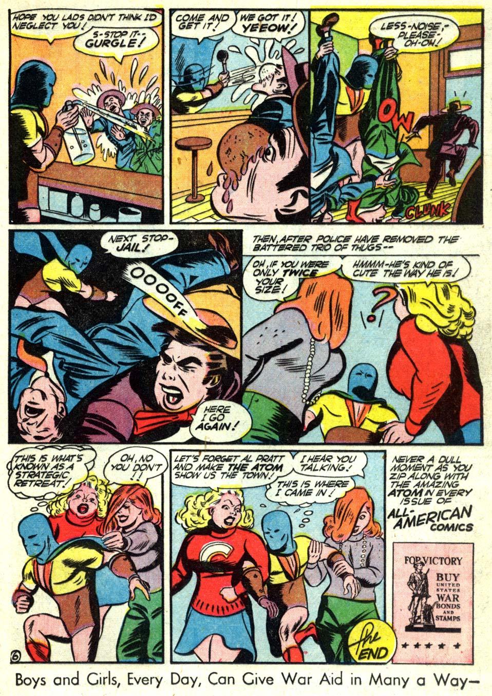Read online All-American Comics (1939) comic -  Issue #58 - 30