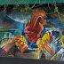 Joden murales en Santiago; alcaldía ofrece RD$50 mil por información
