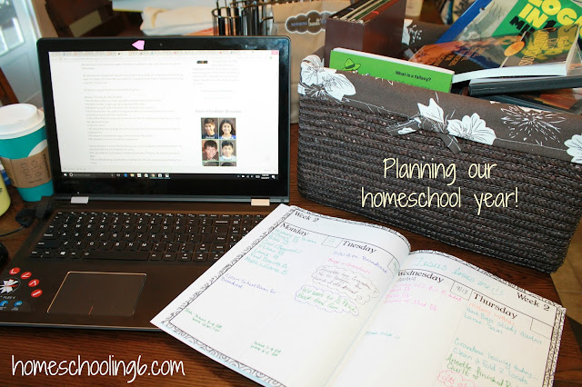 Back-to-Homeschool
