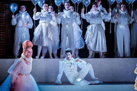Noa Mosley: Aurora - Isolde Roxby, Magid El-Bushra - Bury Court Opera (Photo Robert Workman)