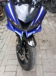 Yamaha R15 Makin Ganteng Pakai Winglet MotoGP