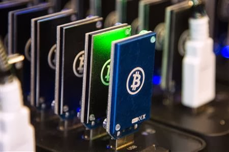 Chip designers see dollar signs in Bitcoin miners ll http://technology-professionales.blogspot.com/2013/11/chip-designers-see-dollar-signs-in.html