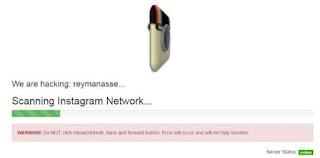 lupa password instagram dan emailnya