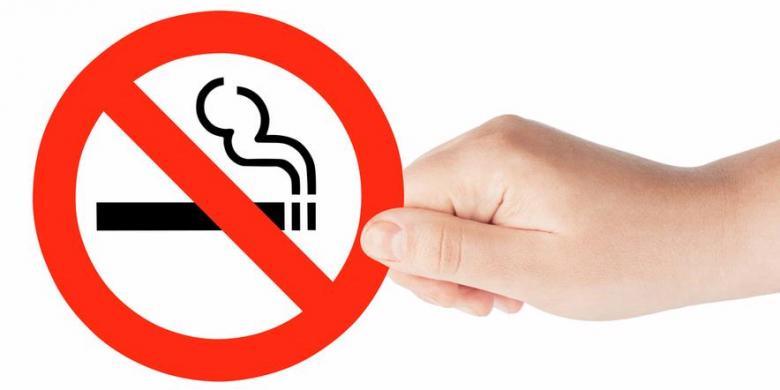cara membersihkan asap rokok di paru paru