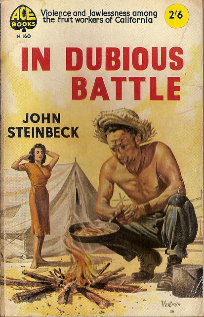 Community and the Individual in The Grapes of Wrath and In Dubious Battle by John Steinbeck