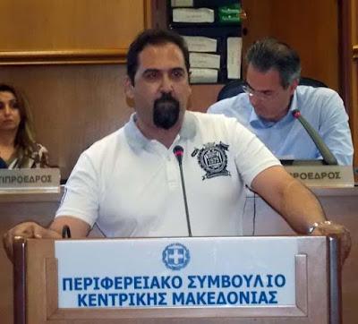 """Συνέντευξη στην """"ΑΛΗΘΕΙΑ"""" του Περιφερειακού Συμβούλου στην Περιφέρεια Κεντρικής Μακεδονίας και επικεφαλής της Ελληνικής Αυγής, Νικόλαο Χρυσομμάλη."""