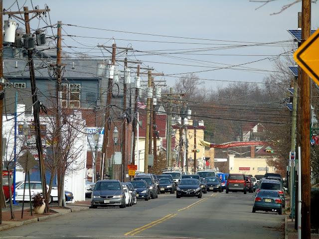 Car Dealerships In Newark Nj >> Essex County Place: South Orange's Valley Street Corridor ...