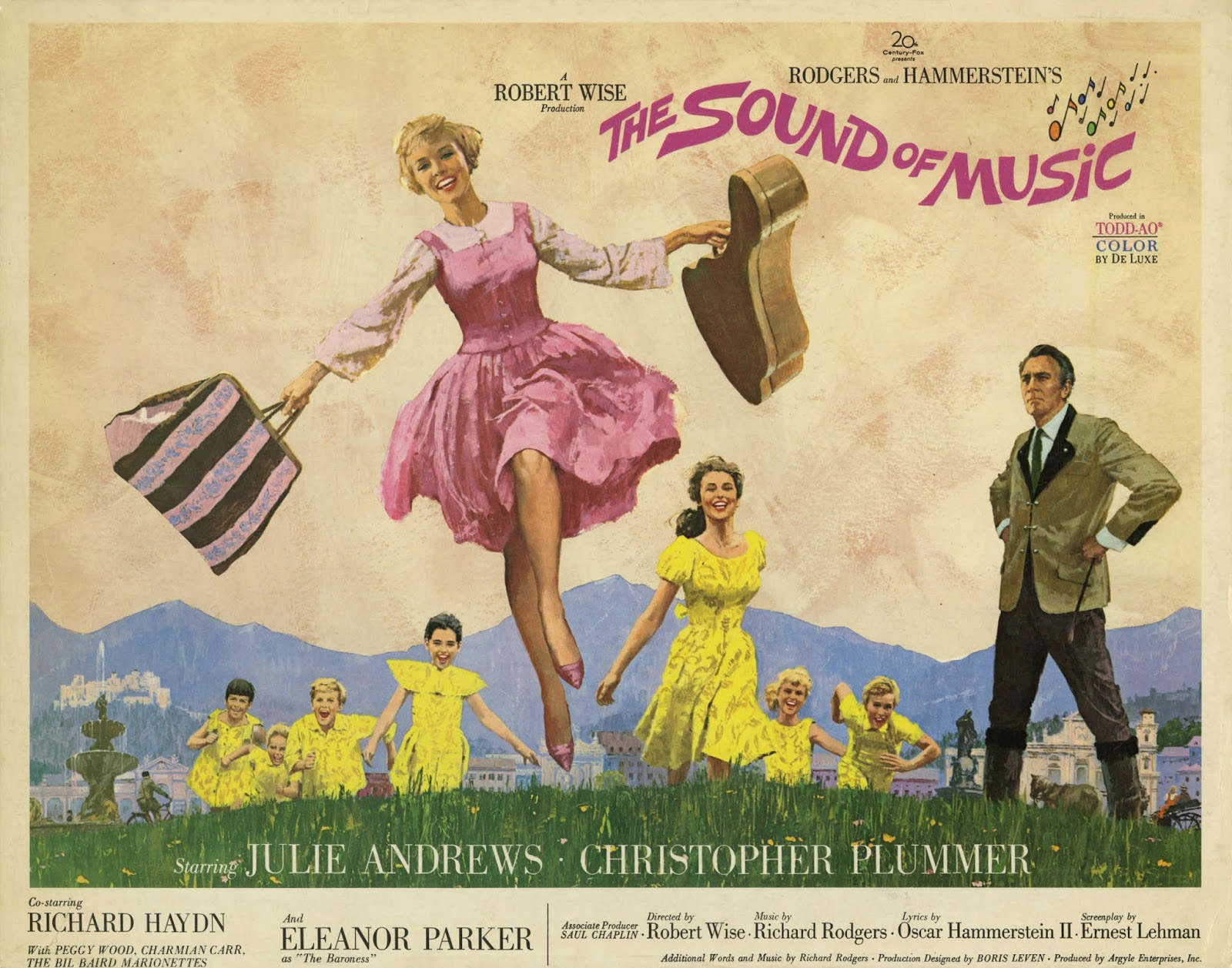 The Sound Of Music 1965 Movie Queentulip