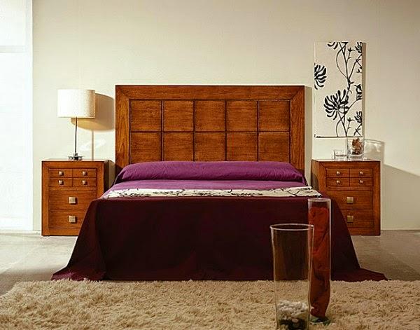 Marzua cabeceros de madera - Cabeceros de cama en madera ...
