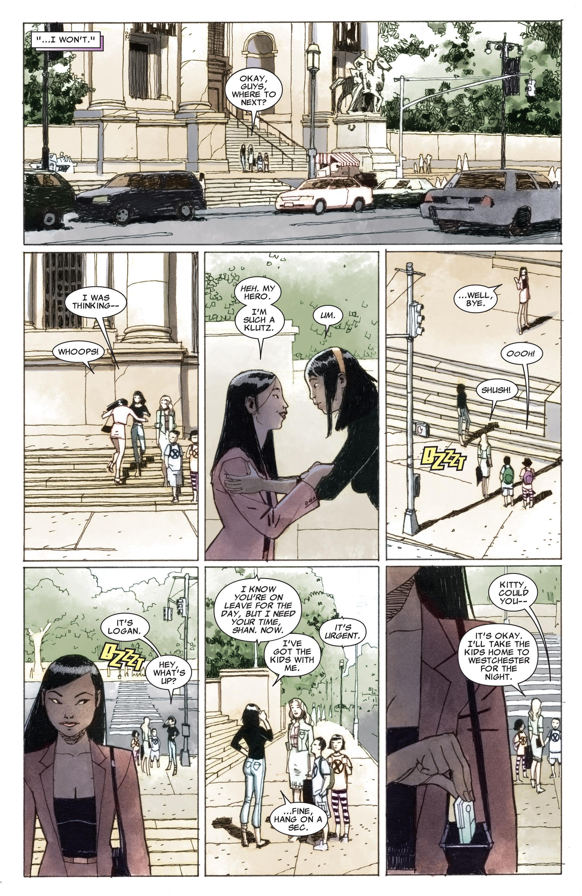 Read online Astonishing X-Men (2004) comic -  Issue #52 - 11