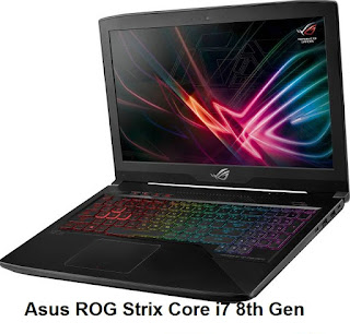 Asus ROG Strix Core i7 8th Gen (GL503GE-EN041T) | 15.6 – inch FHD Display - (8 GB/1 TB HDD/128 GB SSD/Windows 10 Home/4 GB Graphics) | Gaming Laptop