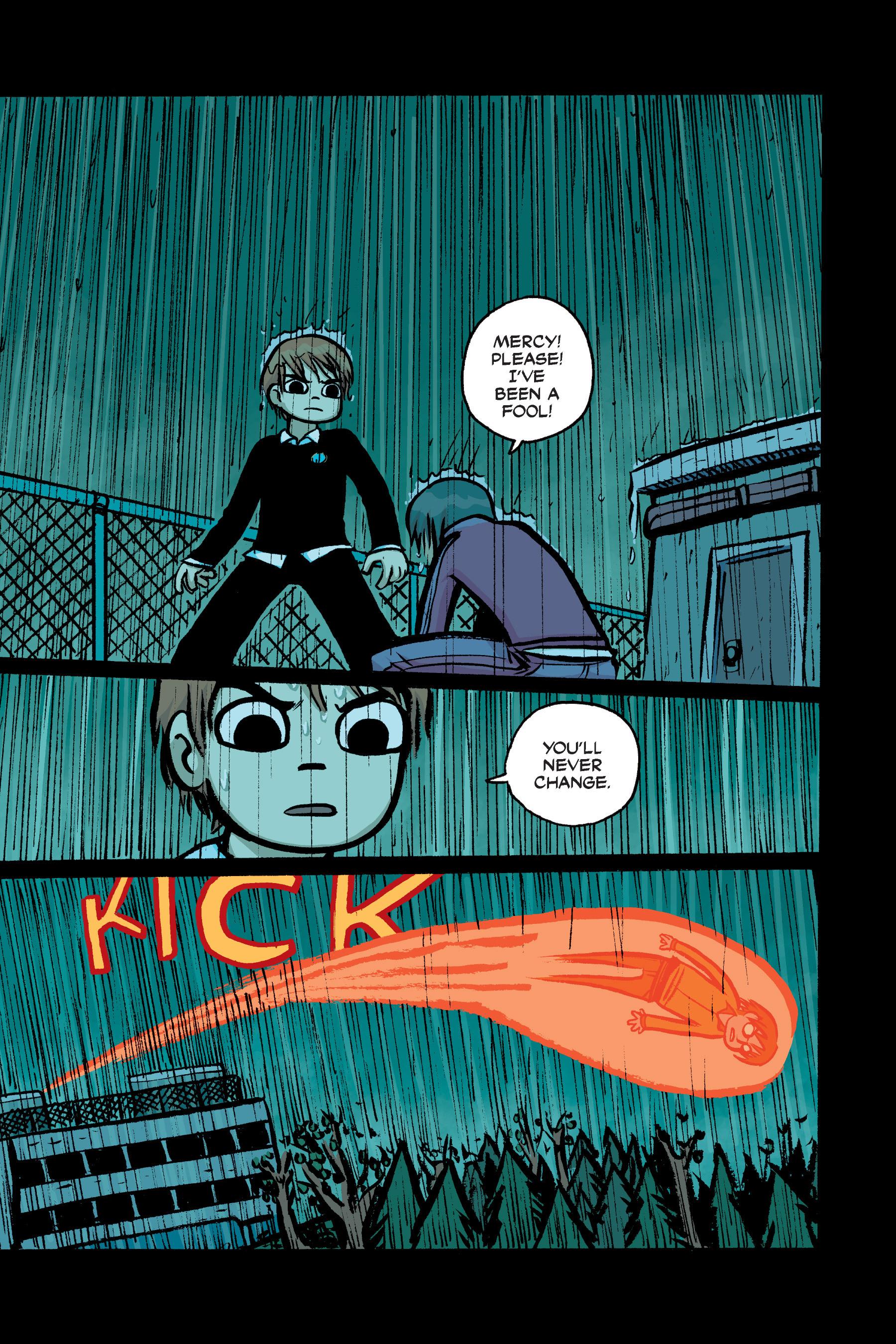 Read online Scott Pilgrim comic -  Issue #2 - 27