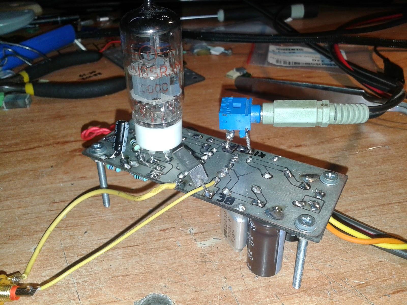 Diy Csves El Fokozat Ecc88 82 Vel Elektrobarlang The Fu29 Pushpull Circuit Amplifiercircuit Diagram Gi 30 As Csvel Ptett Otl Fejhallgat Erstm Fokozatt Mutatom Be At Hasznltam Hozz De A Kapcsols Ecc82 Is Tkletesen Mkdik