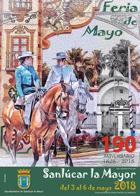 Sanlúcar la Mayor - Feria 2018 - José Manuel Sousa López