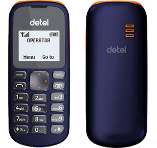 Detel D1 Phone Price, Feature And Full Specifications