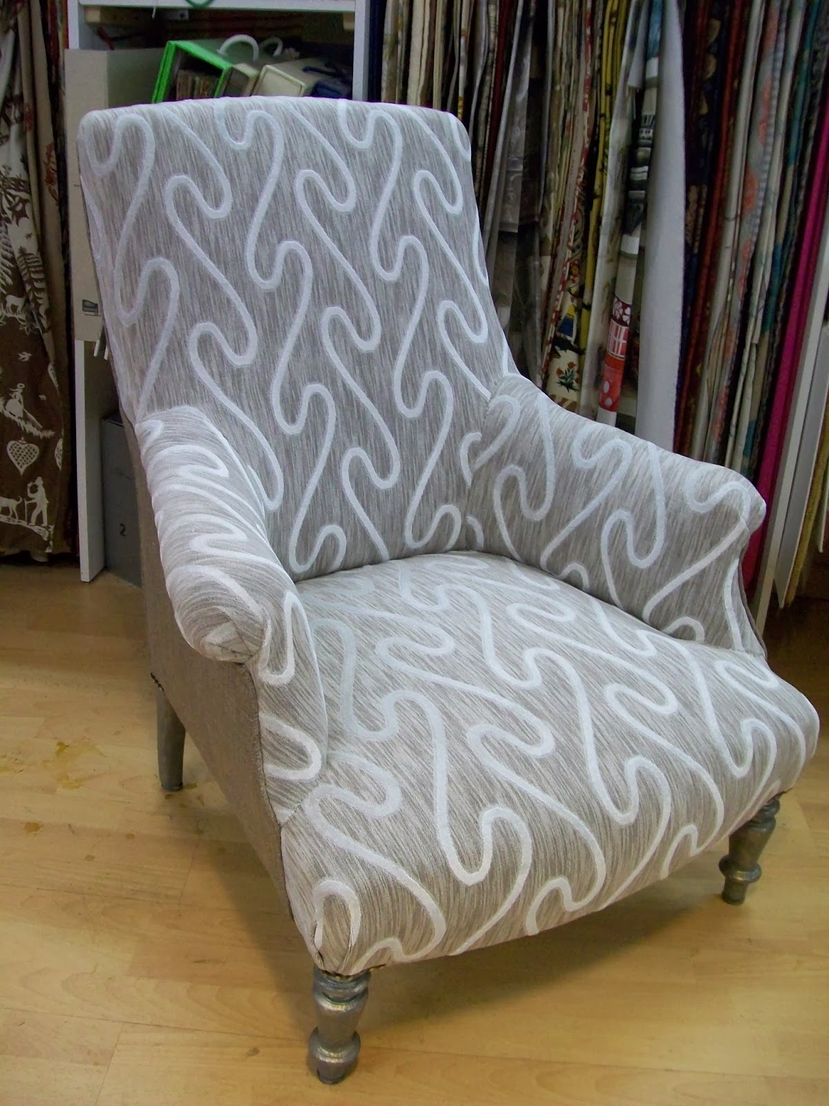 l 39 fauteuil anglais confort. Black Bedroom Furniture Sets. Home Design Ideas