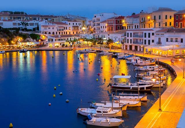 Roteiro de um dia em Menorca